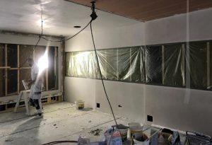 bouw uitvoering home cinema studiohercules