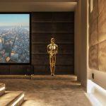 Luxe home cinema thuisbioscoop