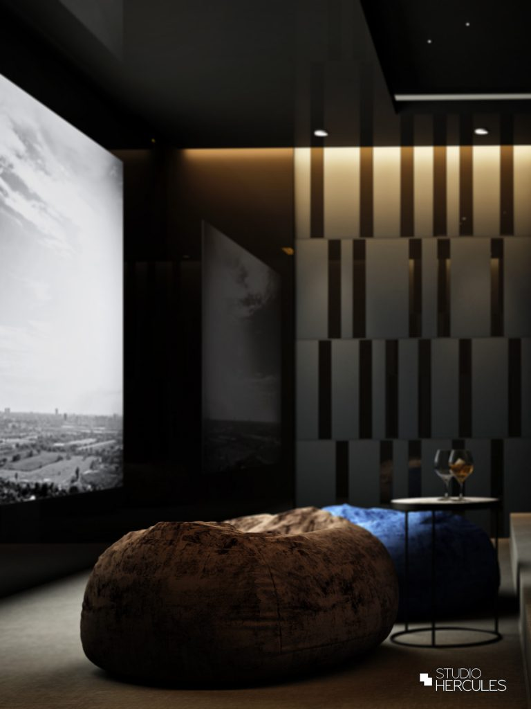 Home Cinema by studiohercules